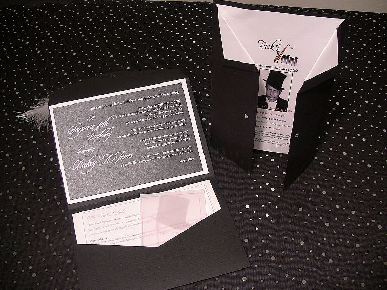Beauty, Stationery, white, black, Feathers, Invitations, Couture, Club, Rhinestones, Cotton, So fabuluxe couture event design