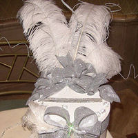 Beauty, Favors & Gifts, Feathers, Favors, Couture, Weddings, Crystals, Handmade, So fabuluxe couture event design