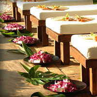 Ceremony, Flowers & Decor, Ceremony Flowers, Modern, Flowers, Modern Wedding Flowers & Decor, Wedding, Tropical, Orchids