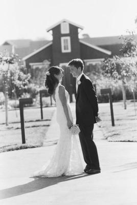 white, green, Wedding, Napa