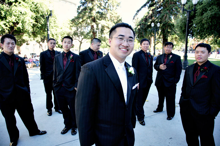 Tuxedos, Groomsmen, Groom, Wedding, Lticultural