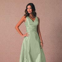 Bridesmaids, Bridesmaids Dresses, Wedding Dresses, Fashion, green, dress, Sage, Levkoff, Bill