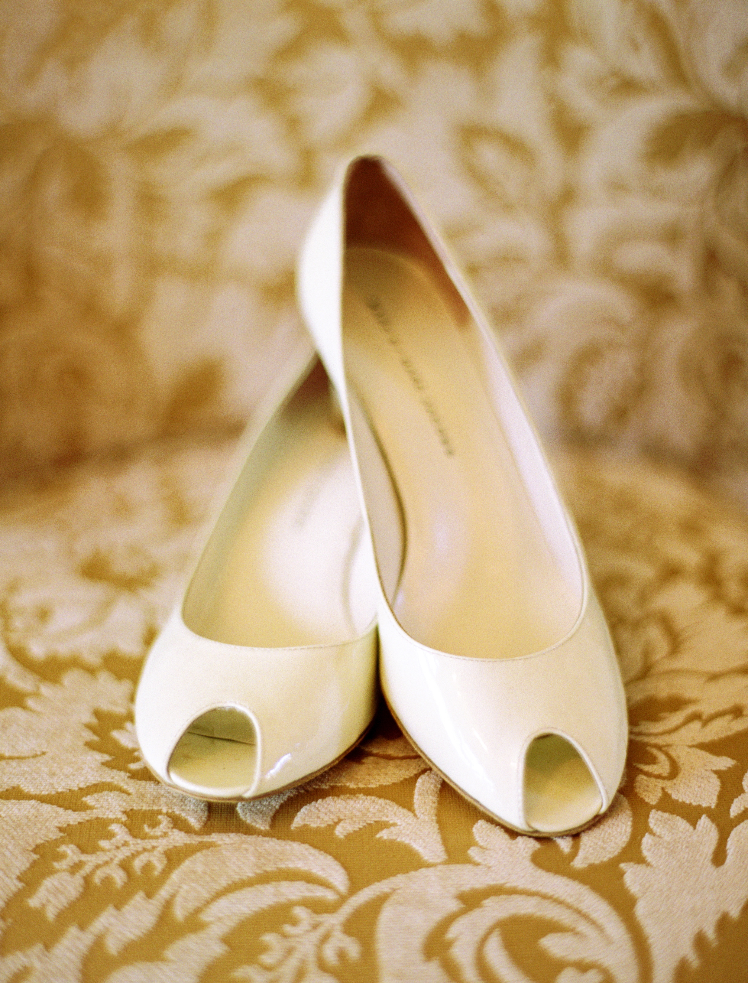 Shoes, Fashion, white, pink, Wedding, Farm, Peep-toe shoes