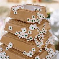 Reception, Flowers & Decor, Decor, Cakes, Destinations, pink, cake, North America, Wedding, Napa, Dogwood, Napa valley