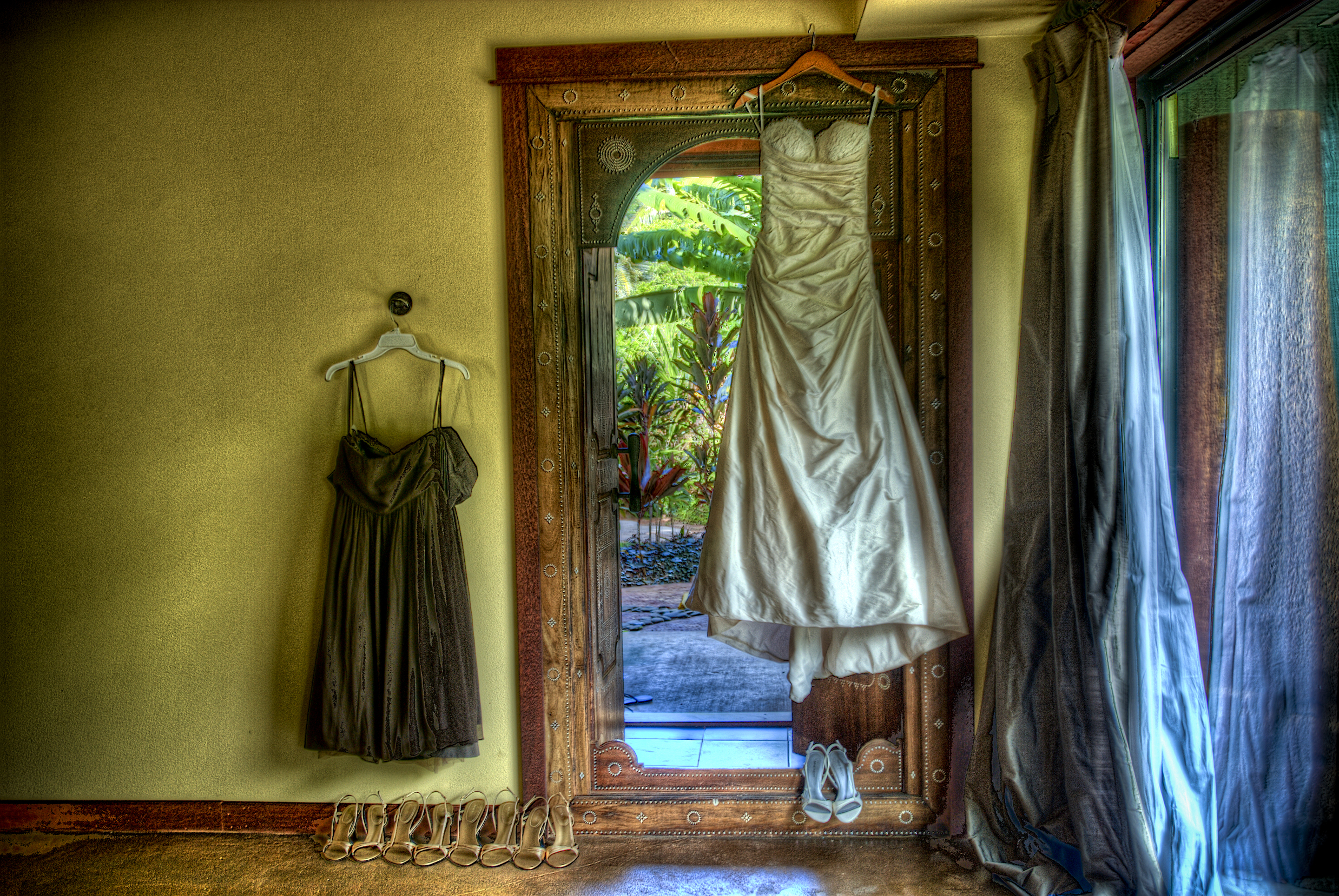 Wedding Dresses, Shoes, Fashion, dress, Details, Sara wall photography, Hdr