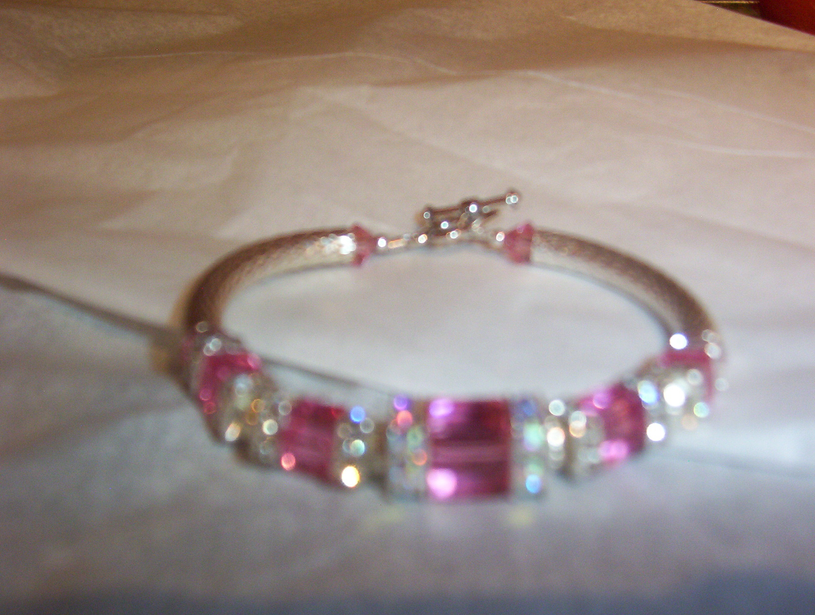 Jewelry, Bracelets, Bracelet, Swarovski, Rhinestone, Crystals, Seaside jewelry designs