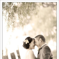 Bride, Groom, Portrait, Caroline tran