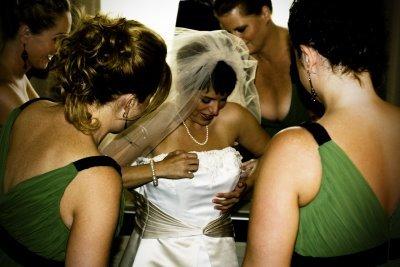 Bridesmaids, Bridesmaids Dresses, Fashion, Bride, Wedding, Getting, Ready, Day