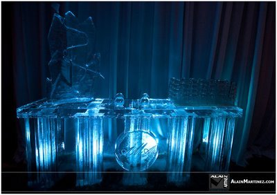 Ice, With, Bar, Tc event design, Luge