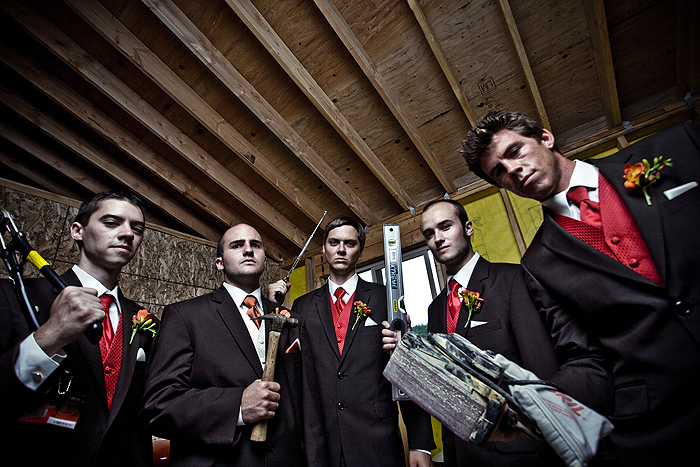 Groomsmen, Groom, Jelani memory photography, Powertools