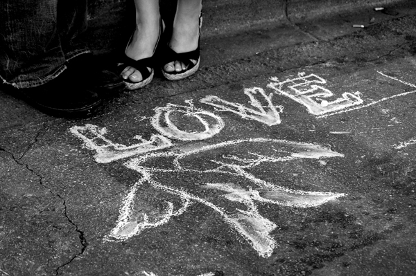 Love, Feet, Art, Lifeasart photography, Chalk
