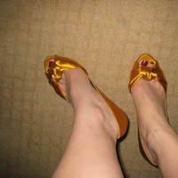 Shoes, Fashion, yellow, Jcrew carmen