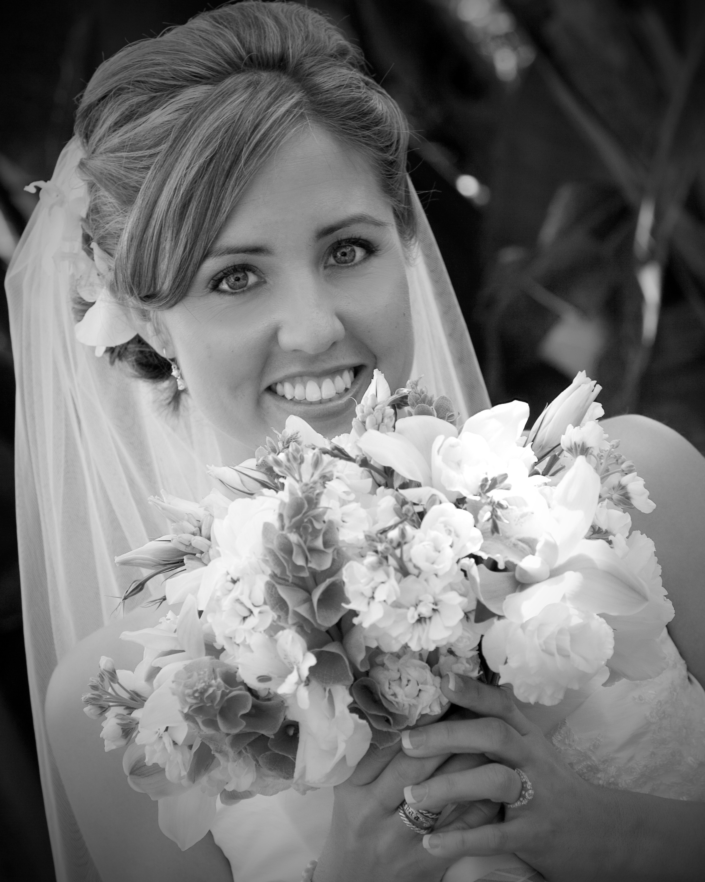 white, black, Bride, Bw, Joshua kline productions