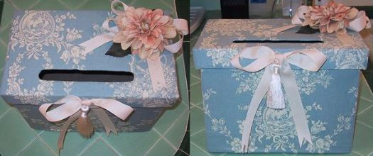 blue, Card box, Cream, Enchanted events and design