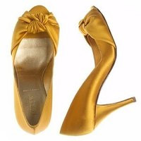Shoes, Fashion, yellow