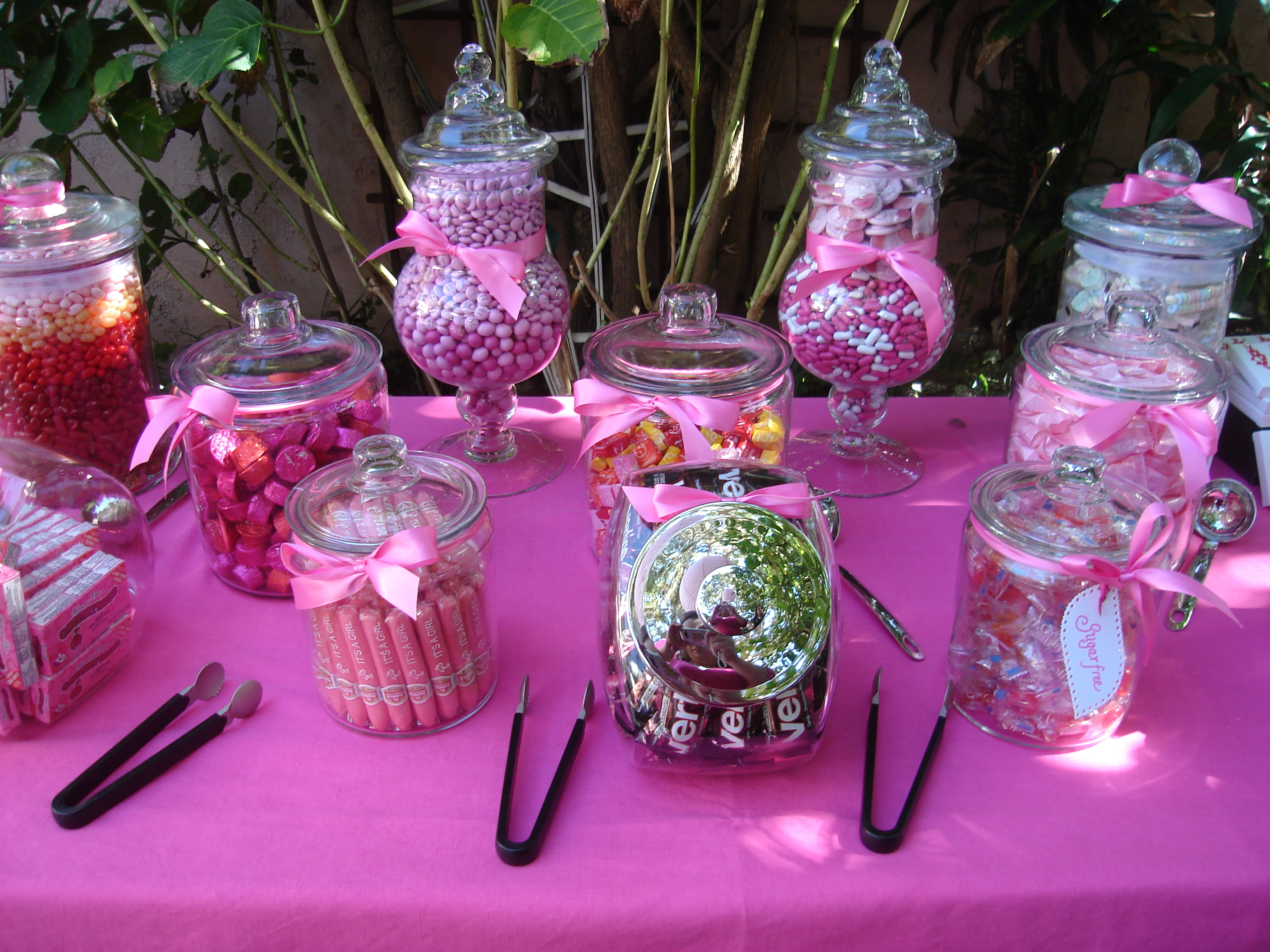 pink, Candy, llc, Bar, Desserts, Suzanne the party girl