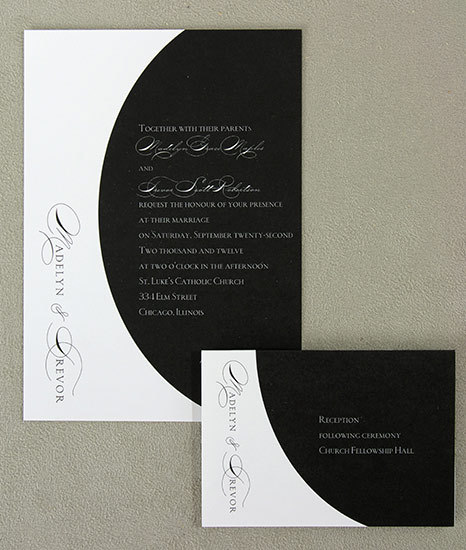 Stationery, Invitations, Fun, Contemporary, The american wedding