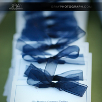 Stationery, blue, Invitations, Grayphotography - nashville based wedding photography