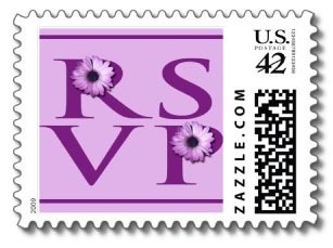 Stationery, Invitations, Wedding, The wedding shoppe, Rsvp postage, Rsvp stamps