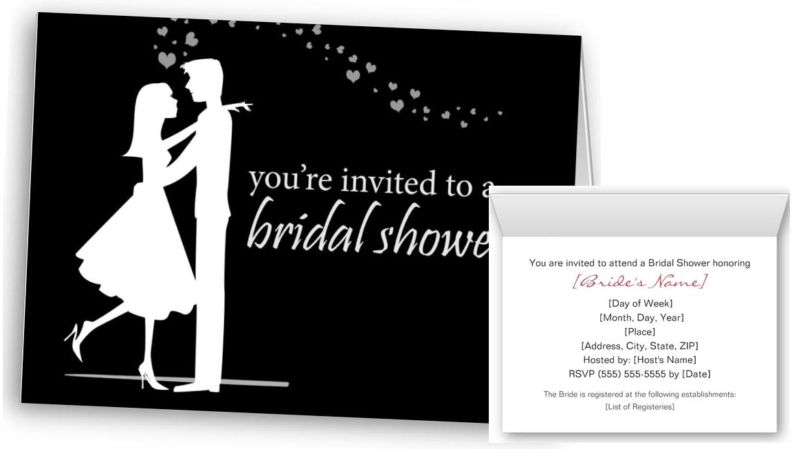 Bridal Shower, The wedding shoppe, Bridal shower invitation, Customized bridal shower invitation