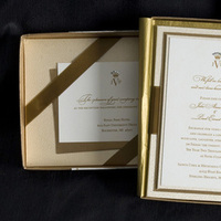 Stationery, gold, invitation, Invitations, Flair necessities