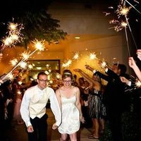 Honeymoon, Reception, Flowers & Decor, Favors & Gifts, Destinations, Favors, Honeymoons, Groom, Sparklers