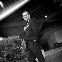 Groom, Black and white, Bw, Sausalito, Steps, Michael muramoto photography