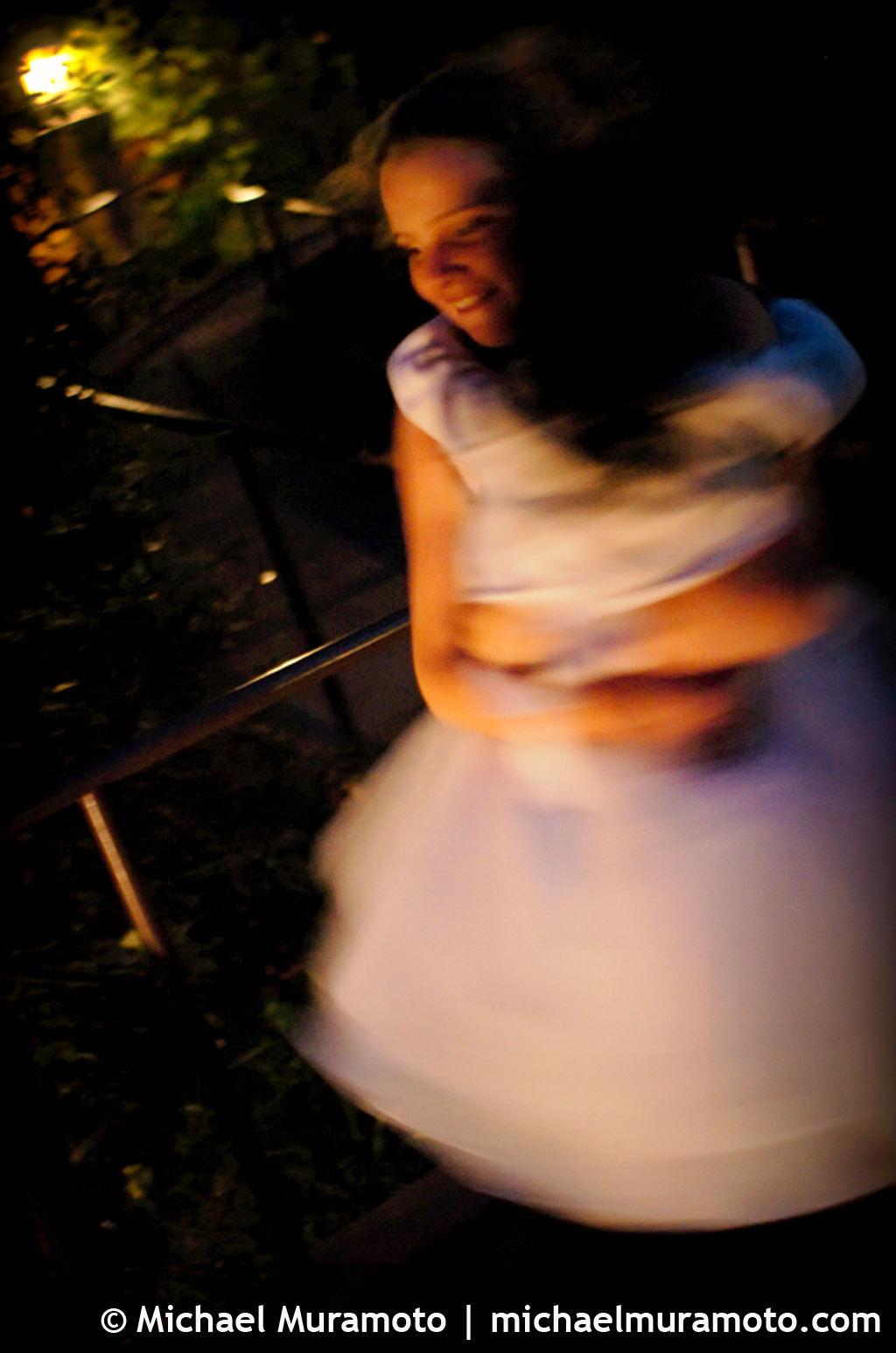 Dancing, Children, Sausalito, Michael muramoto photography, Motion
