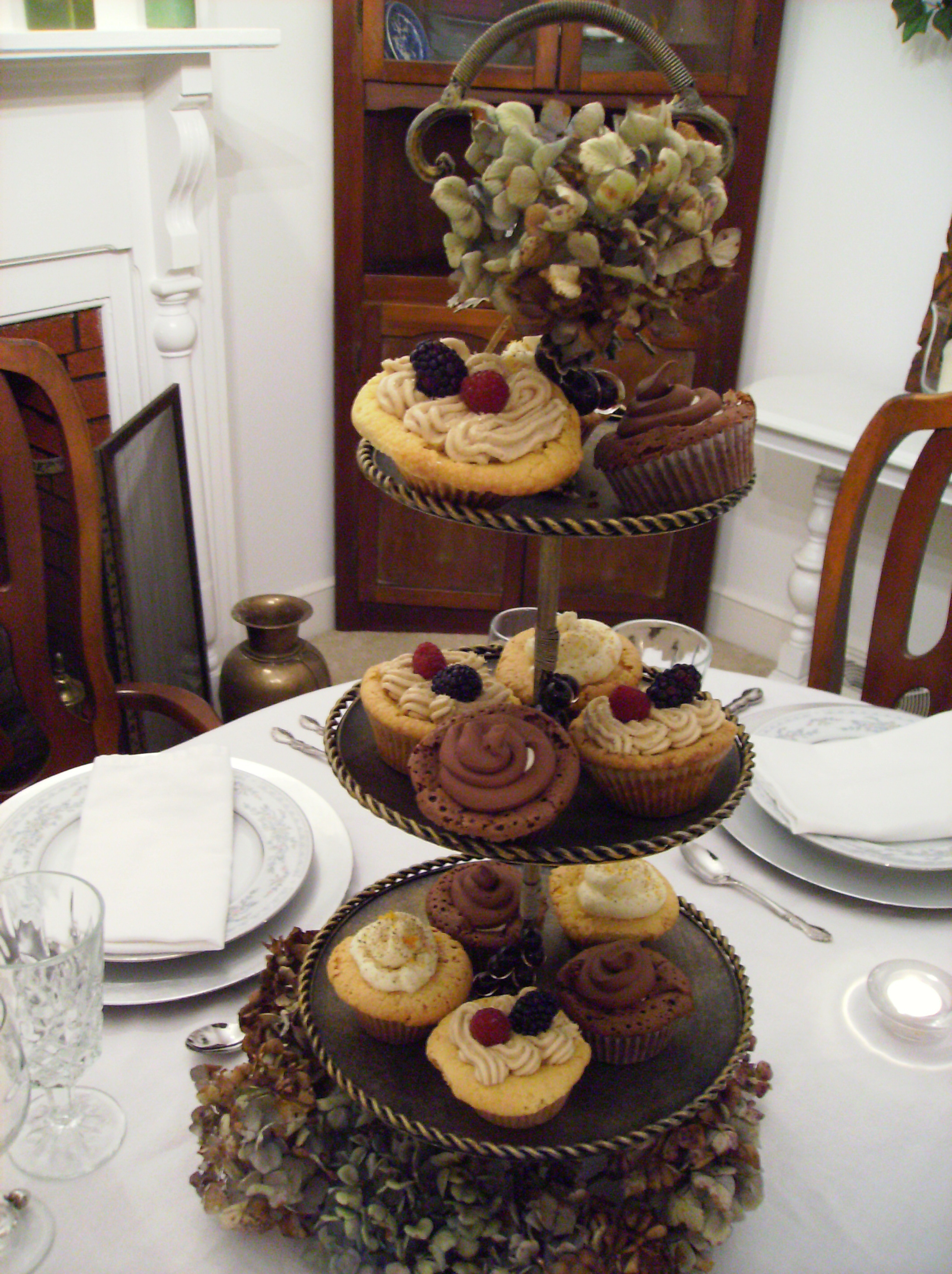 Cupcakes, Wedding, Gourmet, Delivery, The peppered cupcake