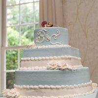 Cakes, blue, cake, Publix