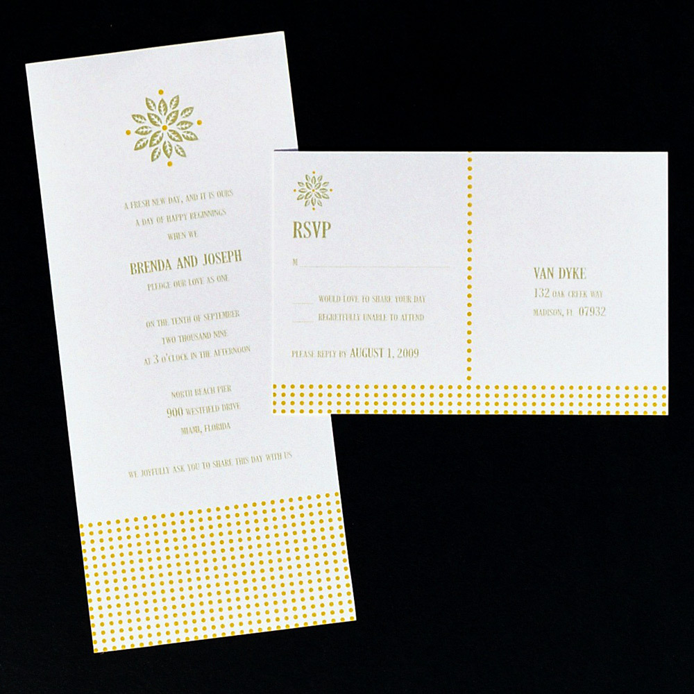 Stationery, invitation, Invitations, Wedding, Letterpress, Digital, Polka dots, Invitations by ajalon, Themed wedding