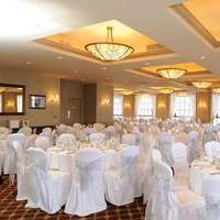 Flowers & Decor, pink, Tables & Seating, Hotel, Tables, Ballroom, Portofino