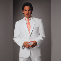 Fashion, white, Men's Formal Wear, Tuxedo, Notch