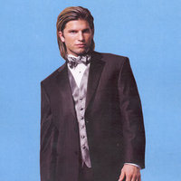 Fashion, Men's Formal Wear, Tuxedo, Stripe, Bunny tuxedos
