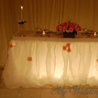 Flowers & Decor, Decor, pink, Flowers, Table, Head, My wedding design