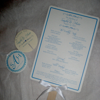 Program, Fan, Toasting, Disks, Sdezigns weddings