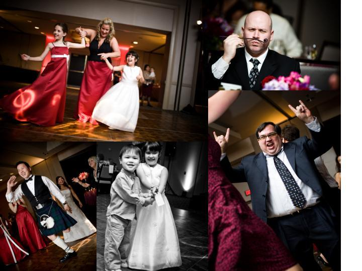 Reception, Flowers & Decor, red, purple, Dancing, Flower girl, Toasts, Kids, Gobo, Fern, Dc, Fiddlehead, Fiddlehead fern