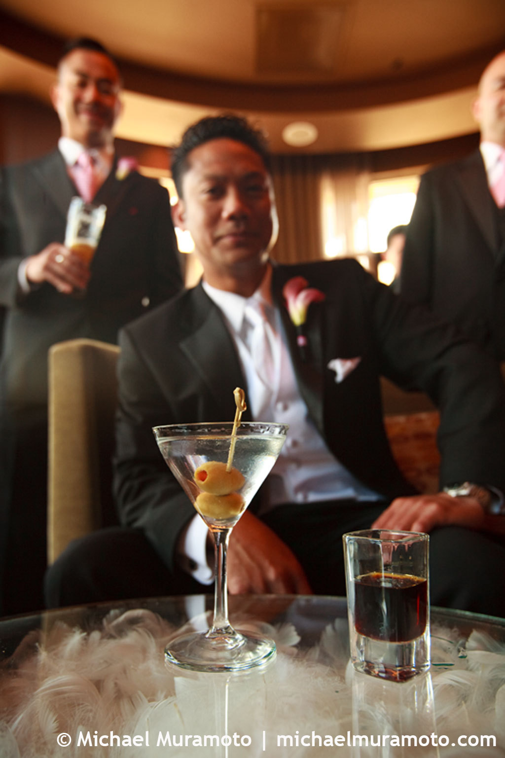Groom, Drink, Bar, San francisco, Michael muramoto photography, Bar americano