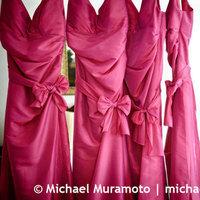 Bridesmaids Dresses, Wedding Dresses, Fashion, pink, dress, Bridesmaid, Michael muramoto photography
