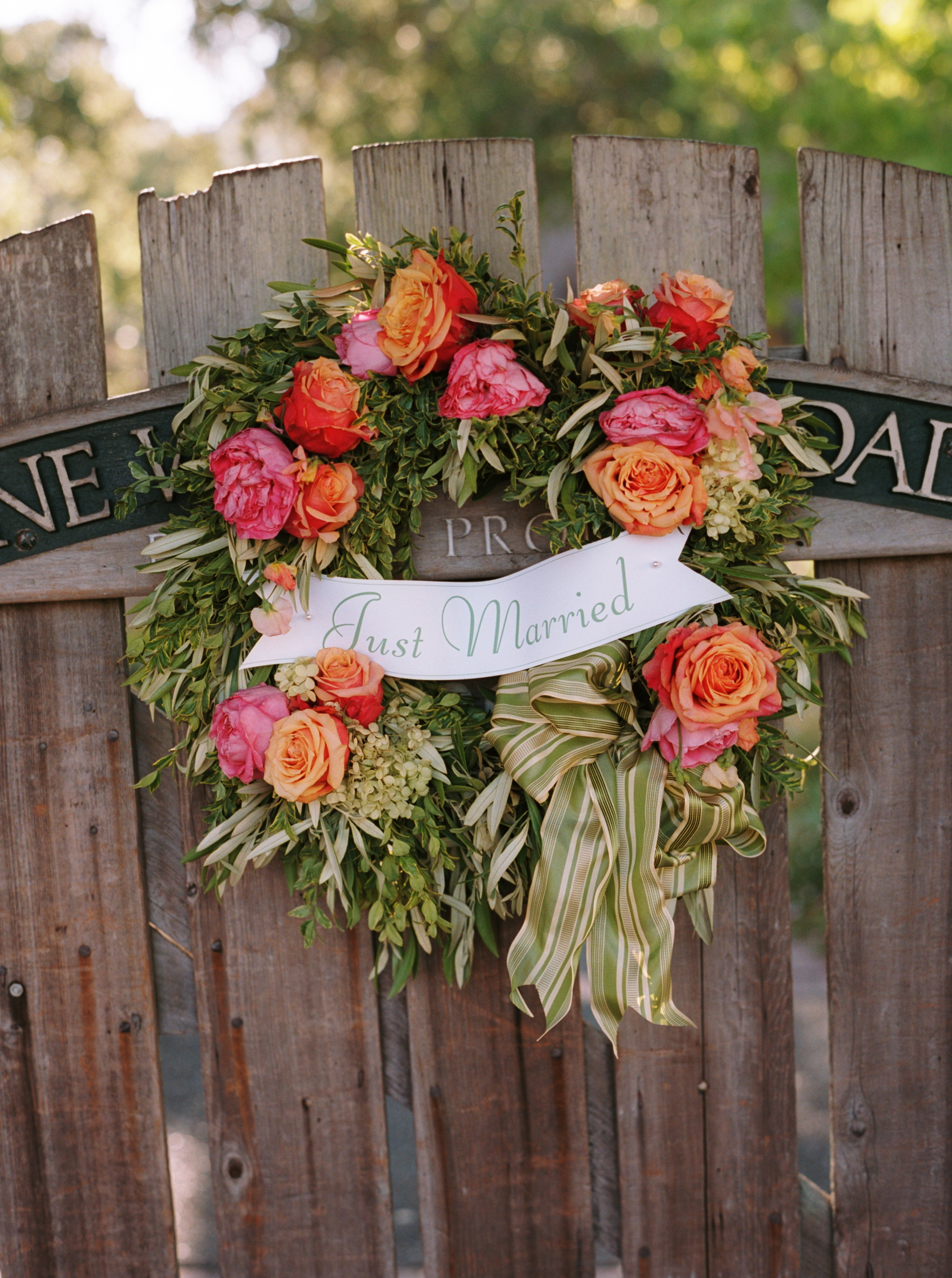 Flowers & Decor, Decor, pink, Wedding, Romantic, Traditional, Wreath, Mill valley