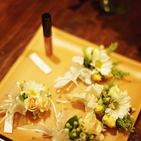 Flowers & Decor, yellow, Boutonnieres, Flowers, Wedding, Farm