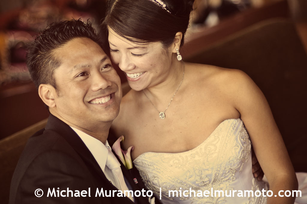 Bride, Groom, Hotel, San francisco, Michael muramoto photography, Vitale, Bar americano