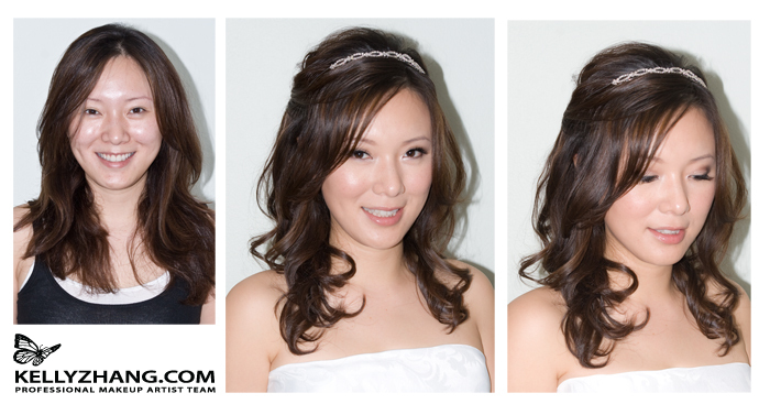 Beauty, Makeup, Kelly, Kelly zhang make up artists and hair stylists team, Zhang