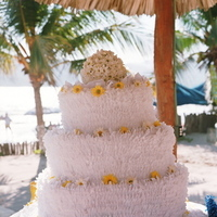 Reception, Flowers & Decor, Destinations, yellow, blue, Destination Weddings, Mexico, Beach Weddings, Wedding, Nautical, Navy, Mexico weddings, The tides ziahuatanejo, Piñata