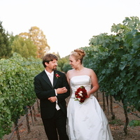 Destinations, red, North America, Wedding, Napa, Dramatic, Napa valley