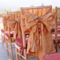 Ceremony, Flowers & Decor, Decor, red, Tables & Seating, Wedding, Chairs, Napa, Bows, Dramatic