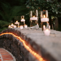 Reception, Flowers & Decor, Destinations, red, North America, Candles, Wedding, Napa, Dramatic, Napa valley