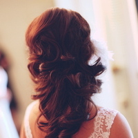 Beauty, Flowers & Decor, pink, brown, Vineyard, Wedding, Hair, And