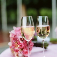 Flowers & Decor, Destinations, pink, brown, North America, Vineyard, Wedding, And, Wine, Napa valley