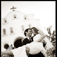 Ceremony, Flowers & Decor, Destinations, Mexico, Wedding, Church, Destination, San, Lucas, Cabo, Hoffmann photographer